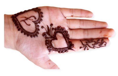 Love Mehndi