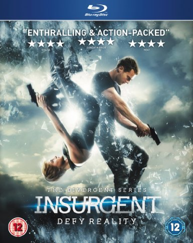 Insurgent 2015 Dual Audio 720p BRRip 1Gb x264