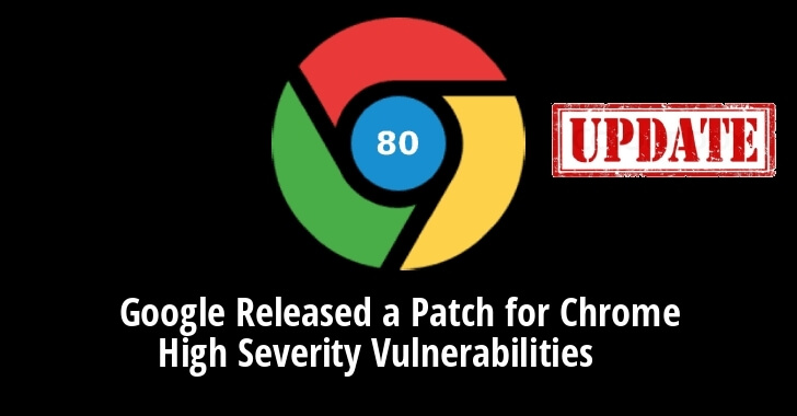 Google Security Update Fixed Multiple High Severity Vulnerabilities in Chrome – Update Now