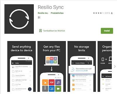 6 aplikasi untuk transfer file terbaik dari android ke pc, aplikasi mengirim data gratis tanpa batasan kapasitas