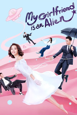 My Girlfriend Is An Alien Season 01 Hindi Dubbed Complete WEB Series 720p HDRip x265 HEVC [E28]