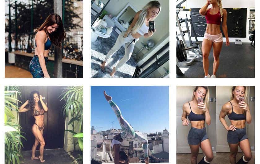 The women who inspire me - fitnes motivation
