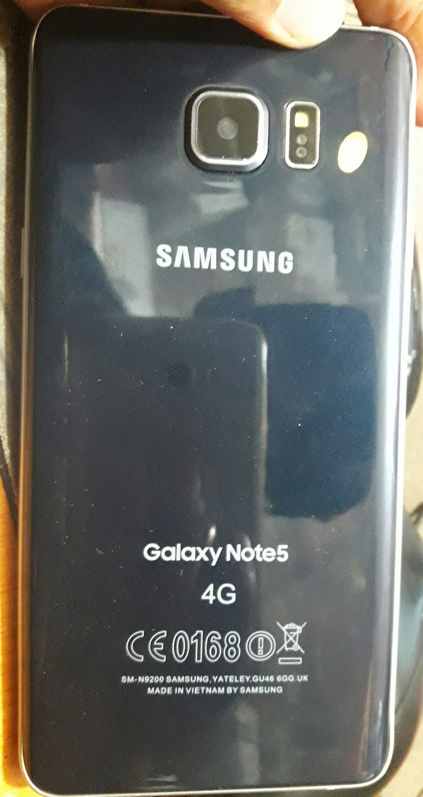 Galaxy Note 5 Pro SM-N9200 MT6572 Clone [Stock Rom