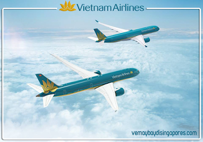 Vé máy bay đi Singapore hãng Vietnam Airlines