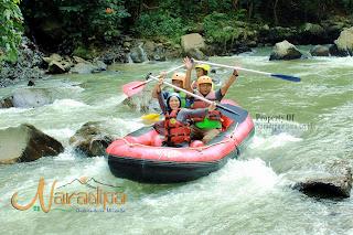 Rafting Cipunagara Subang
