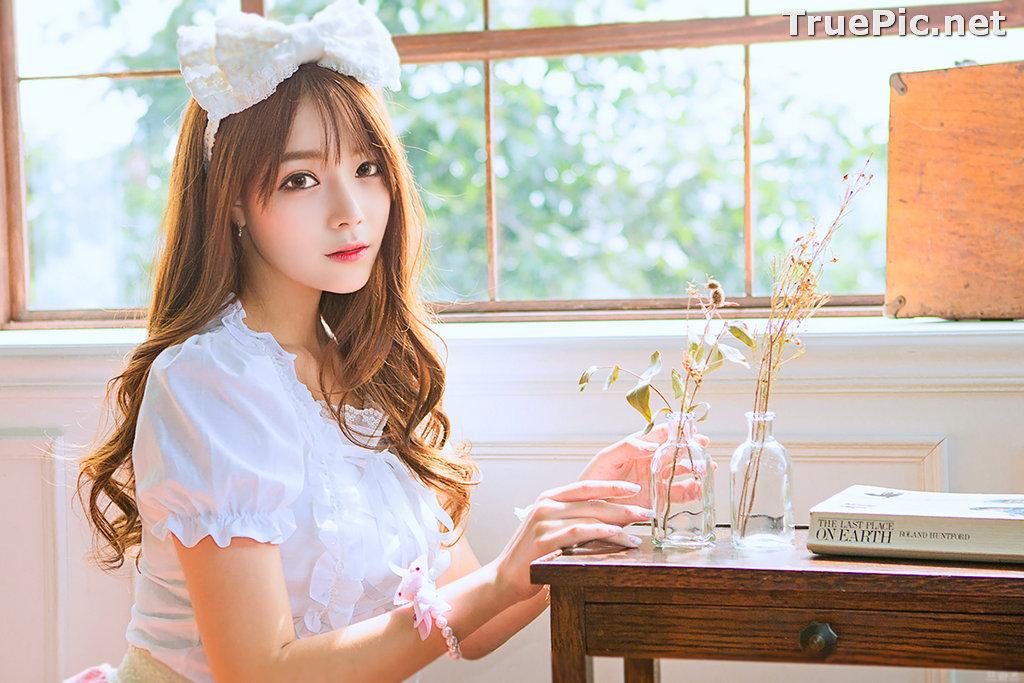 Image Korean Beautiful Model - Ji Yeon - My Cute Princess - TruePic.net - Picture-9