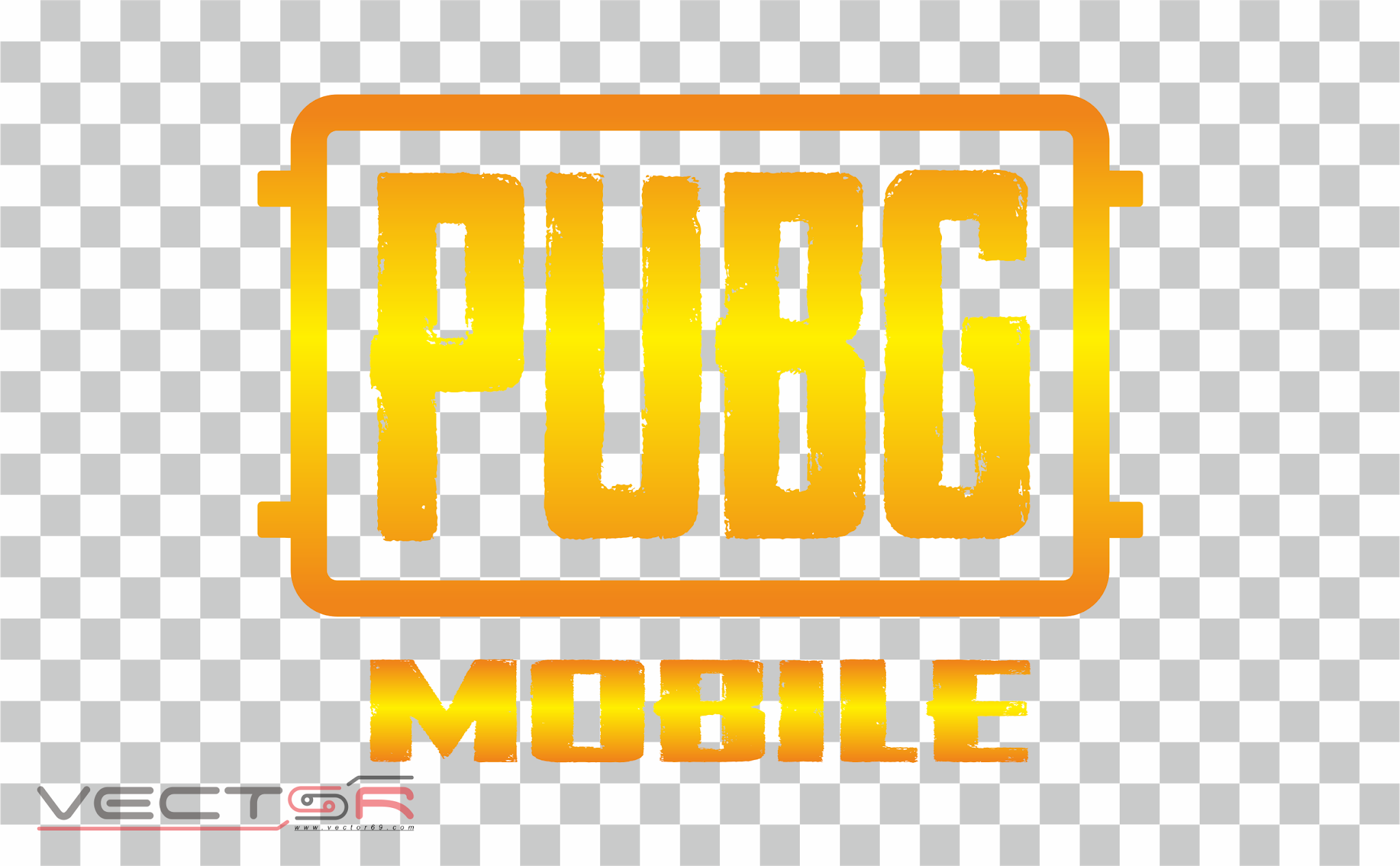 PUBG Mobile Logo - Download Vector File PNG (Portable Network Graphics)
