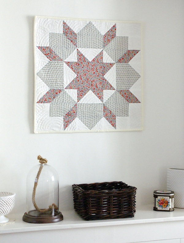 Messyjesse A Quilt Blog By Jessie Fincham How To Hang A