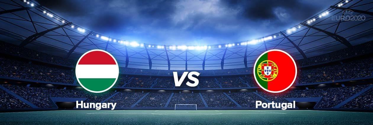 مشاهدة مباراة البرتغال والمجر اليوم