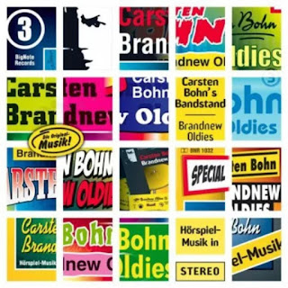 Carsten Bohn's Bandstand - 2009 - Brandnew Oldies Vol. 3