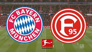 تشكيلة بايرن ميونخ أمام فرانكفورت Bayern Munich squad against Frankfurt اليوم 30-05-2020 الدوري الالماني