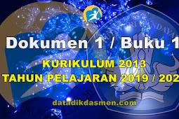 Unduh Dokumen Kurikulum 2013 Sekolah Tahun Pelajaran 2019 - 2020