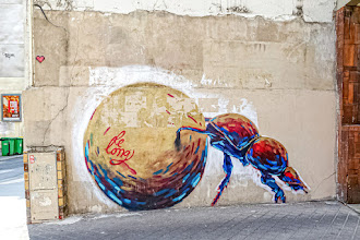 Sunday Street Art : Le Long - rue de la Mare - Paris 20