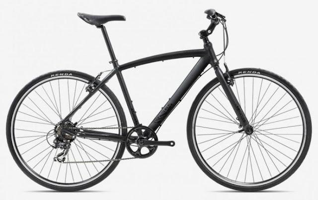Bicicleta Orbea carpe