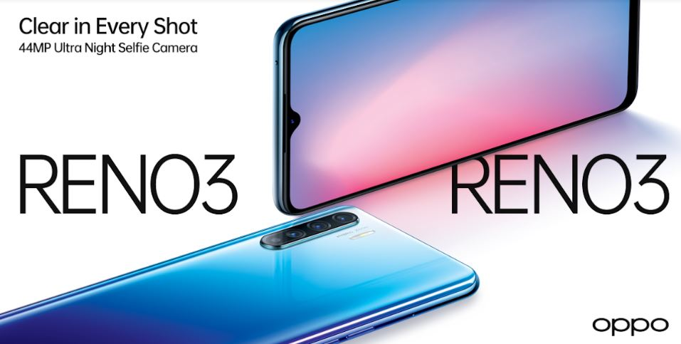 OPPO Reno3 series available in the Philippines