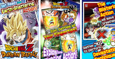 Download Dragonball Z Dokkan Battle v2.15.0 Mod Apk
