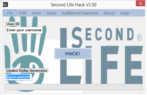 Cheat n' Hack : Second Life Hack 3 50 (Update Dec 2014)