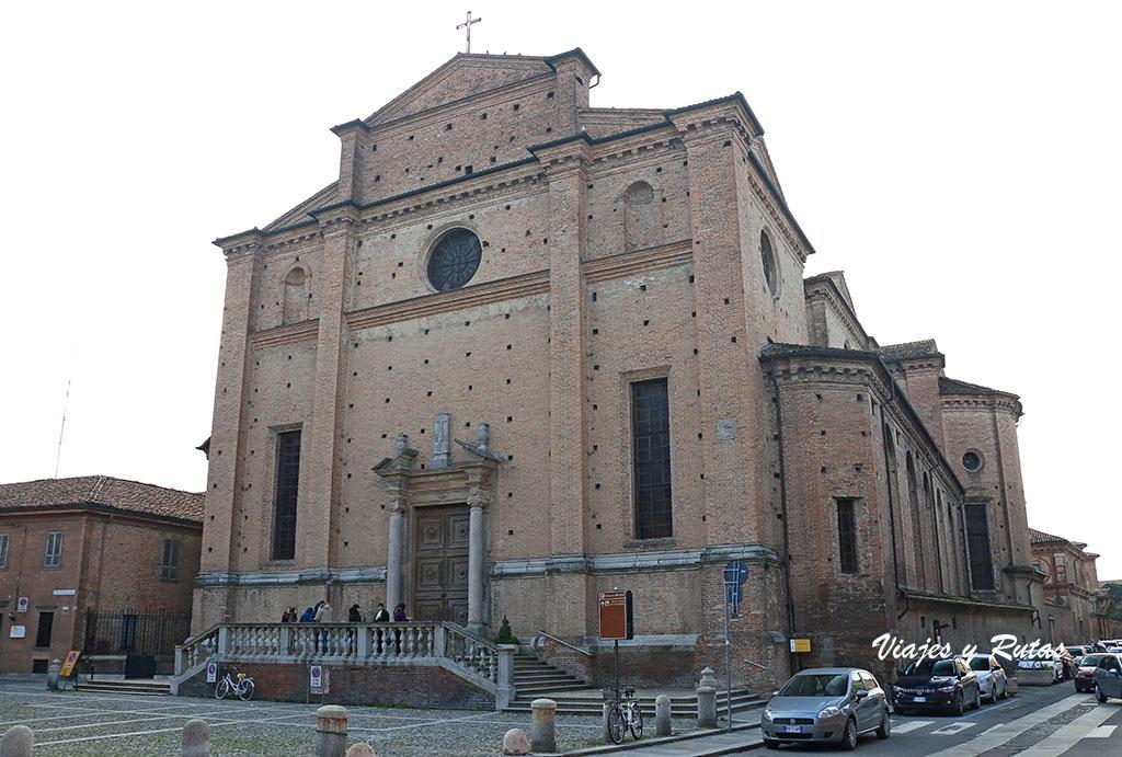 Iglesia del Santo Sepulcro de Piacenza