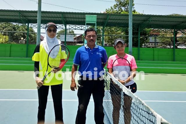 Walikota Tegal Cup XII: Ozan Melenggang ke Semifinal, Diah Ayu ke Final