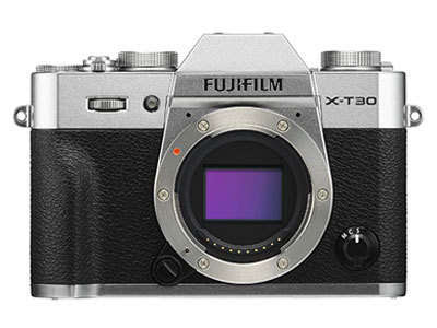 Fujifilm X-T30 Mirrorless Digital Camera Firmware Latest Driverをダウンロード
