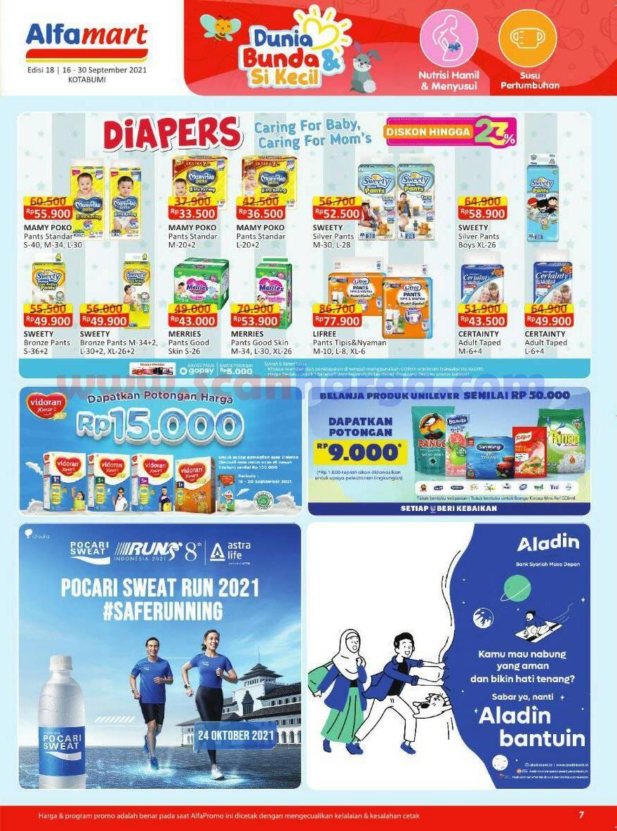 Katalog Alfamart Promo Terbaru 16 - 30 September 2021 8