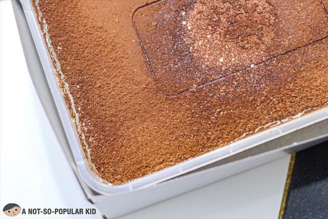 Mascarpone Tiramisu Cake of Benassi