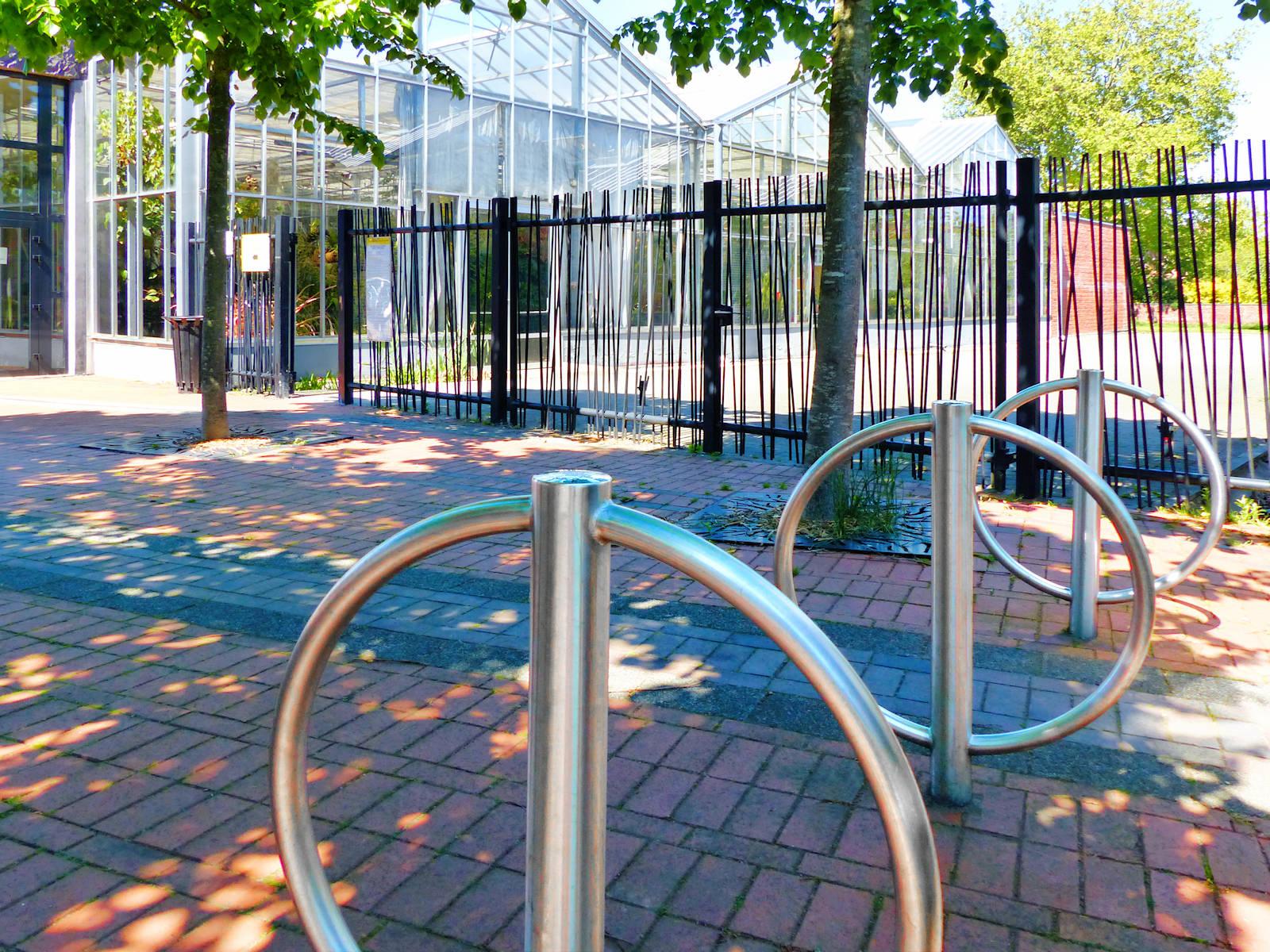 Jardin Botanique, Tourcoing - Garage à Vélos