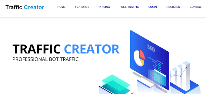 Tăng traffic cho blog bằng traffic creator