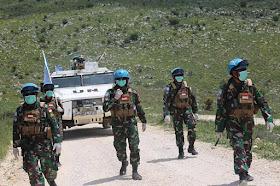 TNI Hadang & paksa Tank Israel mundur, perang Israel - Lebanon berhasil digagalkan