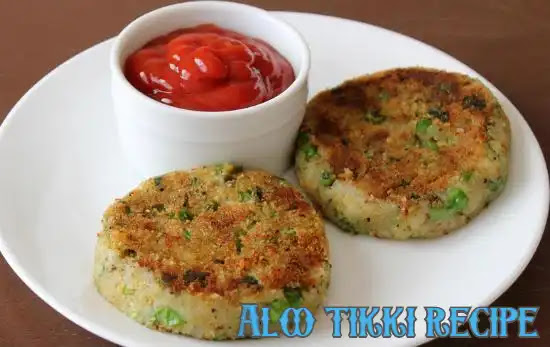 Delicious And Healthy Aloo Tikki Recipe At Home