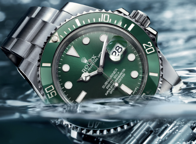 Photo of Rolex Submariner (Reference # 116610LV) (photo: Rolex)