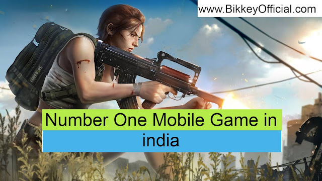 Number One Mobile Game in india