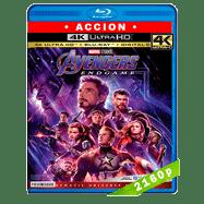 Avengers: Endgame (2019) Ultra HD BDREMUX 2160p Latino