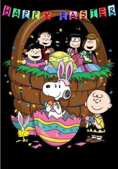Frohe Snoopy Ostern Bilder Zum Ausdrucken