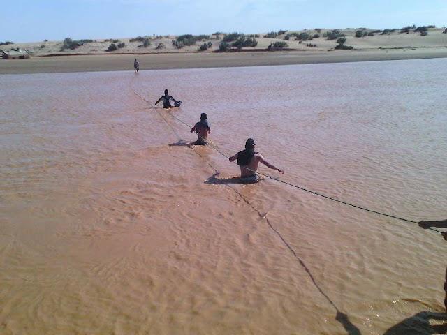 El Sáhara se hunde en medio del silencio total de la prensa marroquí y de la ONU