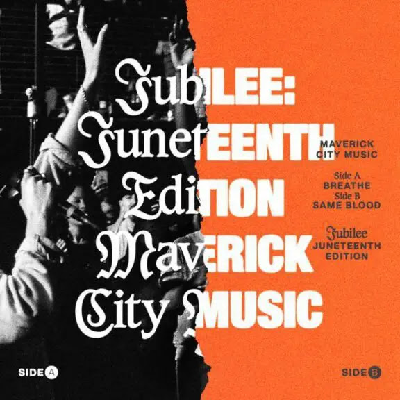 Album: Maverick City Music – Jubilee: Juneteenth Edition