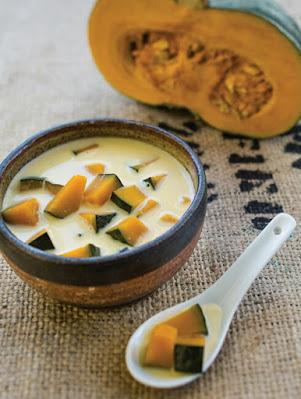 Kabocha Squash Coconut Soup Recipe