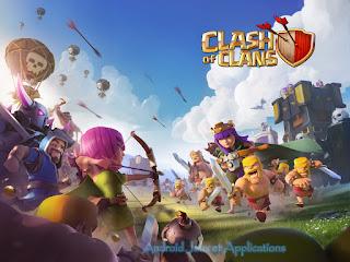 Clash of Clans 8.709.16 APK