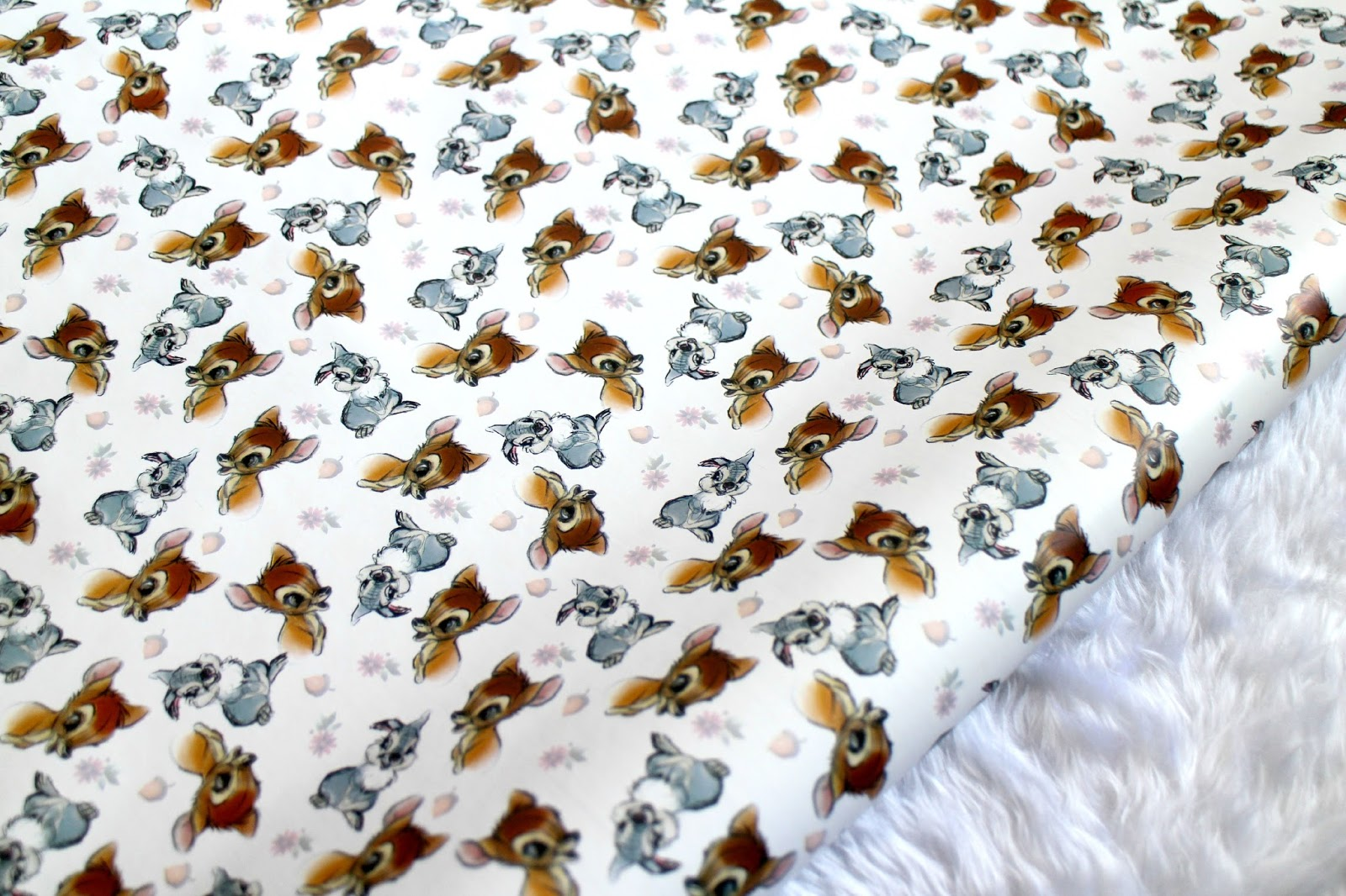 Primark Disney Wrapping Paper Thumper Bambi