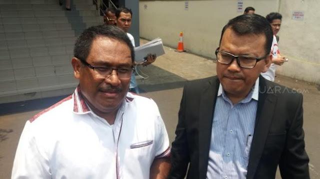 Kader NasDem Gugat Surya Paloh ke Mahkamah Partai