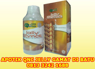 penjual qnc jelly gamat di batu