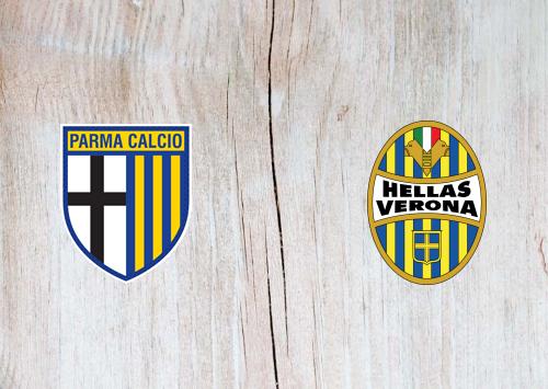 Parma vs Hellas Verona -Highlights 29 October 2019
