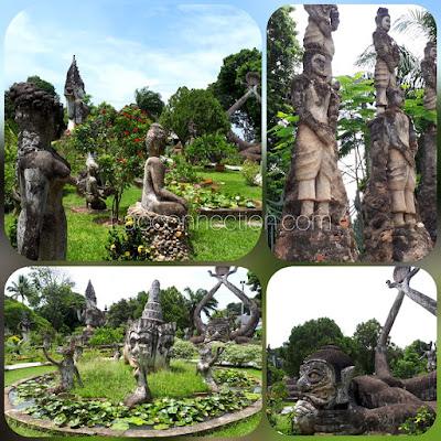 Xiengkuan Buddha Park