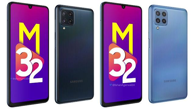 Samsung Galaxy M32 : سامسونغ جلاكسي م 32 رسميًا هاتفها الرخيص  مواصفاته وسعره
