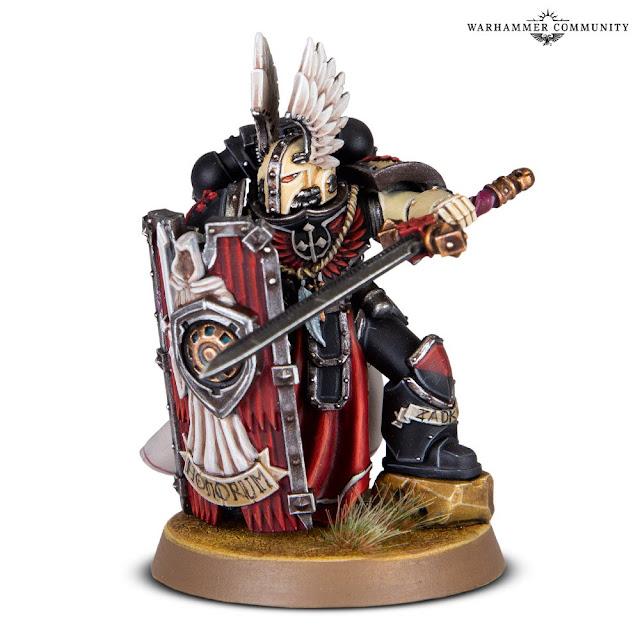 Deathwing Companion Cytharan Aegis