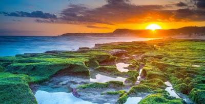 Berlibur ke hawaii-nya Taiwan