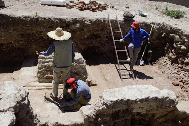 Remnants of ancient fire temple discovered in heart of Iran's Alborz mountains