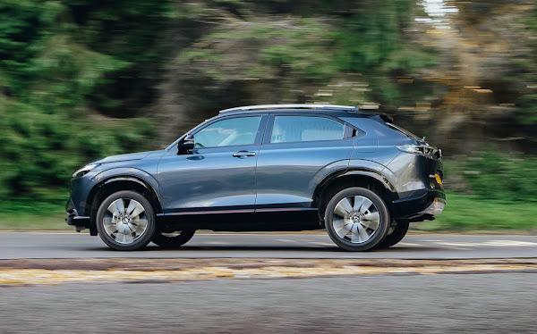 Novo Honda HR-V 2022 Híbrido