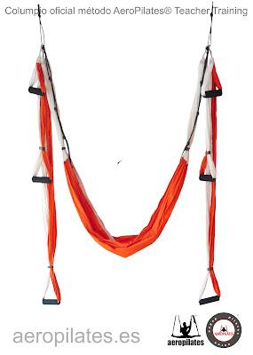 Hamaca Columpio Yoga Hamac AeroYoga® AeroPilates® Yoga Swing,