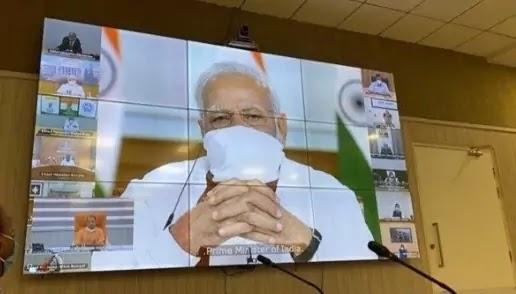 इंडिया में जल्द हो सकती है लॉकडाउन बढ़ाने की घोषणा,11 में से 10 मुख्यमंत्रियों ने पीएम मोदी से कहा-लॉकडाउन को बढ़ाया जाये